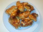 Mantarlı Tavuk Sarma