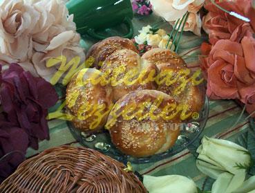 Açma Gül Böreği (fotoğraf)