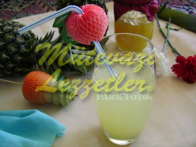Ananas Şurubu (fotoğraf)
