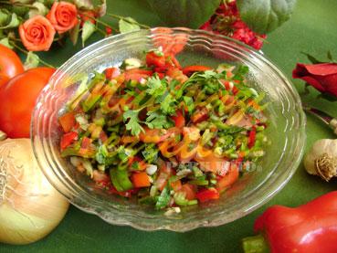 Antep Salatası (fotoğraf)