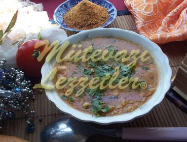 Sopa de primavera tarhana