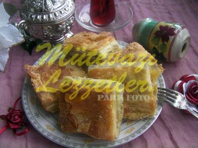 Baklava Börek (fotoğraf)