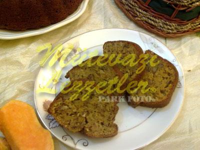 Bal Kabaklı Kek (fotoğraf)