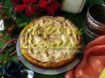 Balkabağı Pastası (fotoğraf)