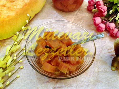Balkabağı Reçeli (fotoğraf)