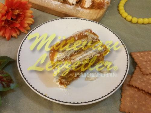 Balkabaklı Baton Pasta (fotoğraf)