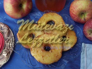 Manzanas con miel