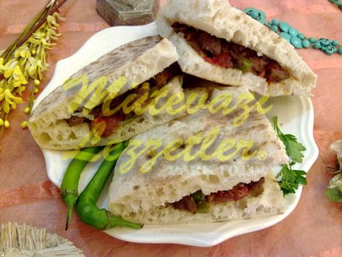 Kebab di Bazlama