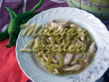 Biberli Tavuk (fotoğraf)
