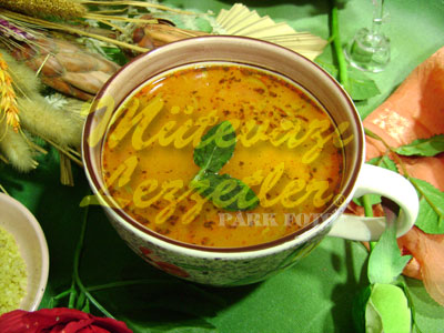 Bulgur Çorbası (fotoğraf)