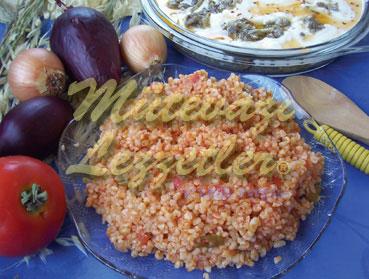 Bulgur Pilavı (fotoğraf)