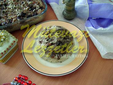 Büryan Pilavı (fotoğraf)