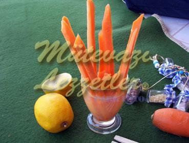 Zanahoria bares