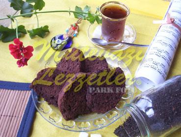 Cake With Tea
