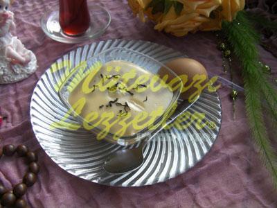 Çaylı Puding (fotoğraf)