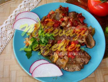 Ciğer Bifteği (fotoğraf)