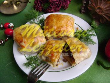 Ciğerli Talaş Kebabı (fotoğraf)