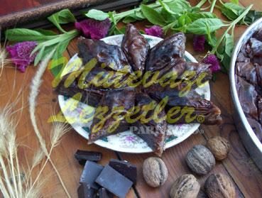 Çikolatalı Baklava (fotoğraf)