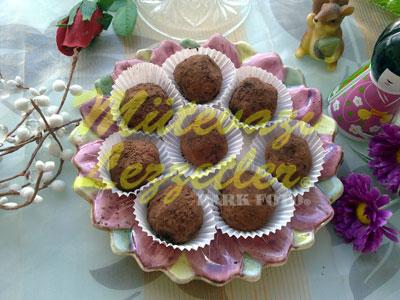 Çikolatalı Karşılama (fotoğraf)