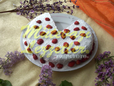 Çilekli Pasta (fotoğraf)