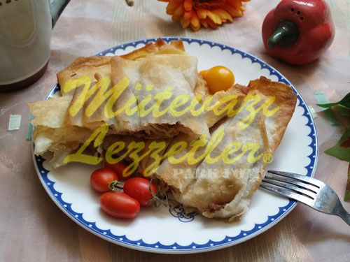 Cimri Böreği (fotoğraf)