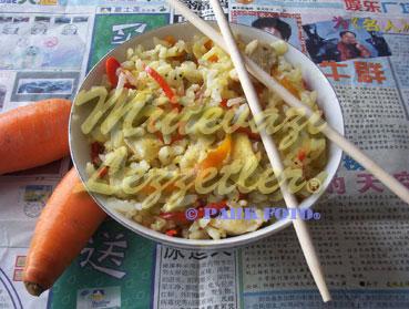 Çin Pilavı (fotoğraf)