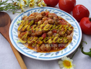 Pomidorlu Noxud