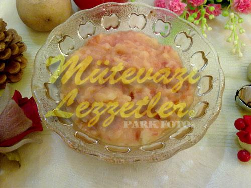 Domatesli Patates Ezmesi (fotoğraf)