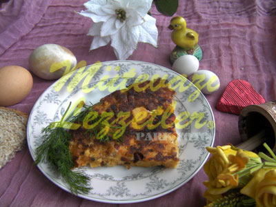 Ekmekli Omlet (fotoğraf)