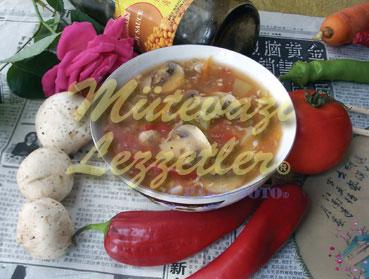 Ekşili Çin Çorbası (fotoğraf)