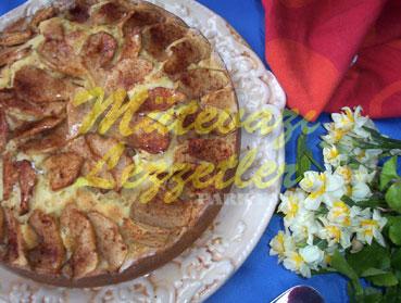 Elma Dilimli Kek (fotoğraf)