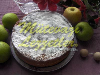 Elmalı Kek (fotoğraf)