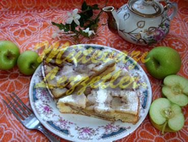Elmalı Pasta (fotoğraf)