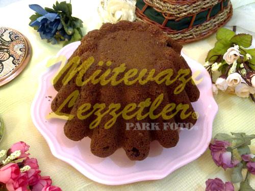 Fındık Kremalı Kek (fotoğraf)
