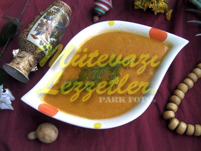 Суп из тыквы в духовке