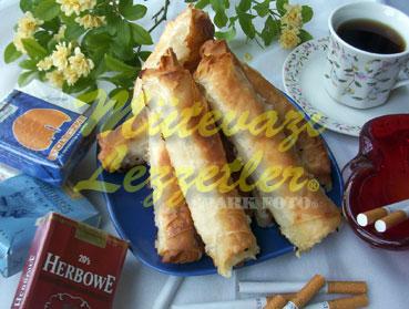 Fırında Sigara Böreği (fotoğraf)