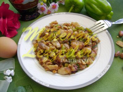 Fıstıklı Tavuk (fotoğraf)