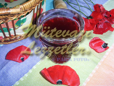 Red amapolas sorbete