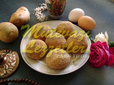 Bread Crumbs Bun