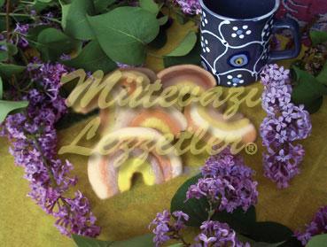 Arco iris Cookies