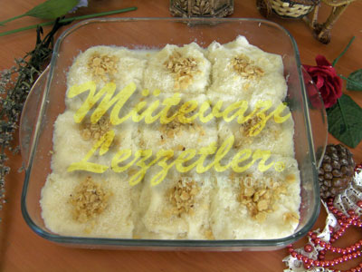 Десерт из гюлляча