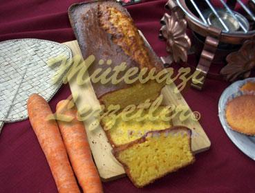 Cake con Zanahoria