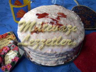 Havuçlu Pasta (fotoğraf)