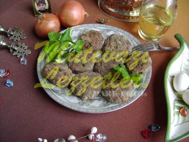 Hamsi Köftesi (fotoğraf)