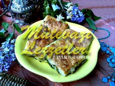Ispanaklı Börek (fotoğraf)