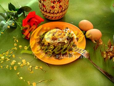 Ispanaklı Yumurta (fotoğraf)