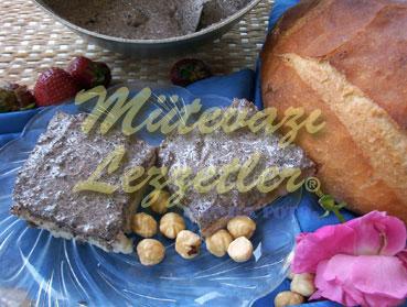 Pasta de avellanas con cacao