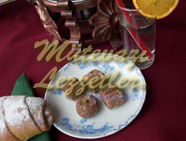 Kakaolu Kolay Kurabiye (fotoğraf)