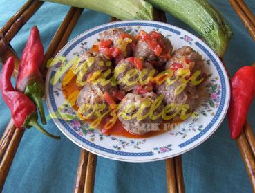 Kabaklı Köfte (fotoğraf)