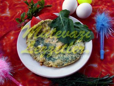 Kabaklı Omlet (fotoğraf)